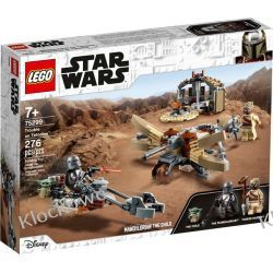 75299 KŁOPOTY NA TATOOINE (Trouble on Tatooine) - KLOCKI LEGO STAR WARS  Lego