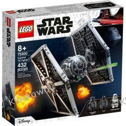 75300 IMPERIALNY MYŚLIWIEC TIE (Imperial TIE Fighter) - KLOCKI LEGO STAR WARS  Klocki