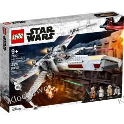 75301 MYŚLIWIEC X-WING LUKE'A SKYWALKERA (Luke Skywalker's X-wing Fighter) - KLOCKI LEGO STAR WARS  Lego