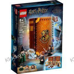 76382 CHWILE Z HOGWARTU: ZAJĘCIA Z TRANSFIGURACJI (Hogwarts Moment: Transfiguration Class) KLOCKI LEGO HARRY POTTER Creator