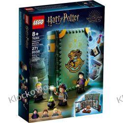 76383 CHWILE Z HOGWARTU: ZAJĘCIA Z ELIKSIRÓW (Hogwarts Moment: Potions Class) KLOCKI LEGO HARRY POTTER Dla Dzieci