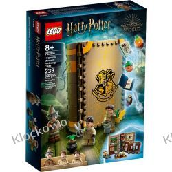 76384 CHWILE Z HOGWARTU: ZAJĘCIA Z ZIELARSTWA (Hogwarts Moment: Herbology Class) KLOCKI LEGO HARRY POTTER Dla Dzieci