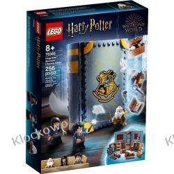 76385 CHWILE Z HOGWARTU: ZAJĘCIA Z ZAKLĘĆ I UROKÓW (Hogwarts Moment: Charms Class) KLOCKI LEGO HARRY POTTER Klocki