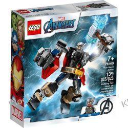 76169 OPANCERZONY MECH KAPITANA THORA (Thor Mech Armor) - KLOCKI LEGO SUPER HEROES Pozostałe