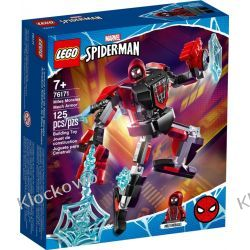 76171 OPANCERZONY MECH MILESA MORALESA (Miles Morales Mech Armor) - KLOCKI LEGO SUPER HEROES Dla Dzieci