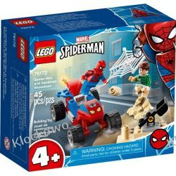 76172 POJEDYNEK SPIDERMANA Z SANDMANEM (Spider-Man and Sandman Showdown) - KLOCKI LEGO SUPER HEROES Lego