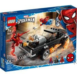 76173 SPIDERMAN I UPIORNY JEŹDZIEC CONTRA CARNAGE (Spider-Man and Ghost Rider vs. Carnage) - KLOCKI LEGO SUPER HEROES