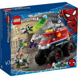 76174 MONSTER TRUCK SPIDERMANA KONTRA MYSTRERIO (Spider-Man's Monster Truck vs. Mysterio) - KLOCKI LEGO SUPER HEROES Lego