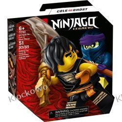 71733 EPICKI ZESTAW BOJOWY: COLE KONTRA WOJOWNIK-DUCH (Epic Battle Set - Cole vs. Ghost Warrior) KLOCKI LEGO NINJAGO Lego