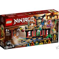 71735 TURNIEJ ŻYWIOŁÓW (Tournament of Elements) KLOCKI LEGO NINJAGO Dla Dzieci