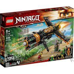 71736 KRUSZARKA SKAŁ (Boulder Blaster) KLOCKI LEGO NINJAGO