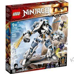 71738 STARCIE TYTANÓW MECH (Zane's Titan Mech Battle) KLOCKI LEGO NINJAGO Dla Dzieci