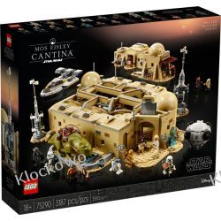 75290 KANTYNA MOS EISLEY (Mos Eisley Cantina) KLOCKI LEGO STAR WARS  Klocki