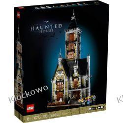 10273 NAWIEDZONY DOM (Haunted House) - KLOCKI LEGO EXCLUSIVE Dla Dzieci