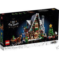 10275 DOMEK ELFÓW (Elf Club House) - KLOCKI LEGO EXCLUSIVE Dla Dzieci