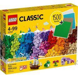 11717 KLOCKI, KLOCKI, PŁYTKI (Bricks Bricks Plates) KLOCKI LEGO CLASSIC Dla Dzieci