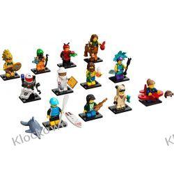 71029 MINIFIGURKI LEGO 21 SERIA -  KOMPLET 12 SZT  Dla Dzieci