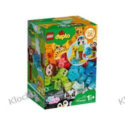 10934 KREATYWNE ZWIERZĄTKA (Creative Animals) KLOCKI LEGO DUPLO  Dla Dzieci