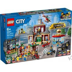 60271 RYNEK (Main Square) KLOCKI LEGO CITY Dla Dzieci