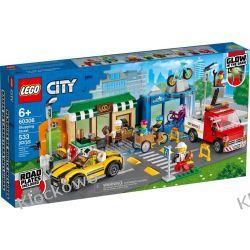 60306 ULICA HANDLOWA (Shopping Street) KLOCKI LEGO CITY Dla Dzieci