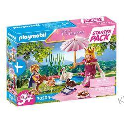 PLAYMOBIL 70504 STARTER PACK KSIĘŻNICZKA - ZESTAW DODATKOWY Dla Dzieci