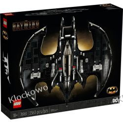 76161 - 1989 BATWING - KLOCKI LEGO SUPER HEROES Dla Dzieci