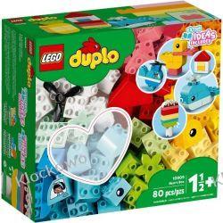 10909 PUDEŁKO Z SERDUSZKIEM (Heart Box) KLOCKI LEGO DUPLO  Duplo