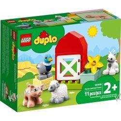 10949 ZWIERZĘTA GOSPODARSKIE (Farm Animal Care) KLOCKI LEGO DUPLO Duplo