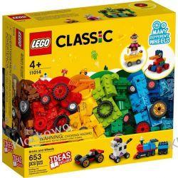11014 KLOCKI NA KOŁACH (Bricks and Wheels) KLOCKI LEGO CLASSIC Creator