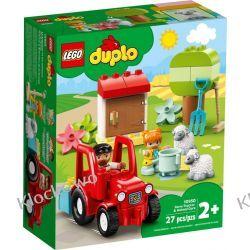 10950 TRAKTOR I ZWIERZĘTA GOSPODARSKIE ( Farm Tractor & Animal Care) KLOCKI LEGO DUPLO Dla Dzieci