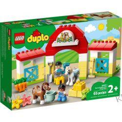 10951 STADNINA I KUCYKI (Horse Stable and Pony Care) KLOCKI LEGO DUPLO Dla Dzieci