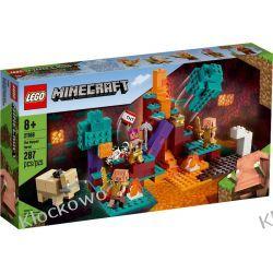 21168 SPACZONY LAS (The Warped Forest)- KLOCKI LEGO MINECRAFT Harry Potter