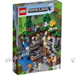 21169 PIERWSZA PRZYGODA (The First Adventure)- KLOCKI LEGO MINECRAFT Dla Dzieci