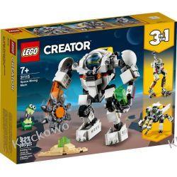 31115 KOSMICZNY ROBOT GÓRNICZY (Space Mining Mech) KLOCKI LEGO CREATOR Creator