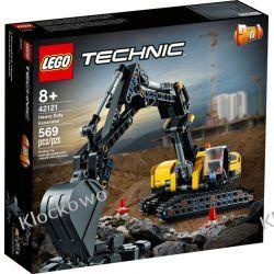 42121 WYTRZYMAŁA KOPARKA (Heavy Duty Excavator) KLOCKI LEGO TECHNIC  Technic