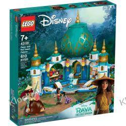 43181 RAYA I PAŁAC SERCA (Raya and the Heart Palace) KLOCKI LEGO DISNEY PRINCESS Dla Dzieci