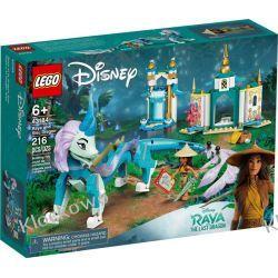 43184 RAYA I SMOK SISU (Raya and Sisu Dragon) KLOCKI LEGO DISNEY PRINCESS Dla Dzieci