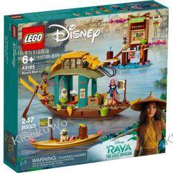 43185 ŁÓDŹ BOUNA (Boun's Boat) KLOCKI LEGO DISNEY PRINCESS Dla Dzieci