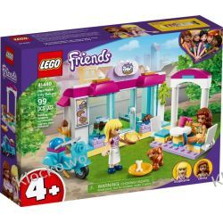 41440 PIEKARNIA W HEARTLAKE CITY (Heartlake City Bakery) KLOCKI LEGO FRIENDS Kompletne zestawy