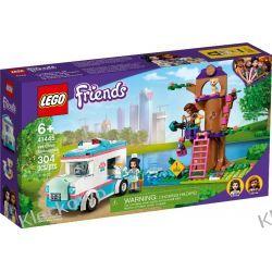 41445 KARETKA WETERYNARYJNA (Vet Clinic Ambulance) KLOCKI LEGO FRIENDS Dla Dzieci