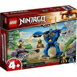 71740 ELEKTROMECH (Jay's Electro Mech) KLOCKI LEGO NINJAGO Dla Dzieci
