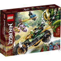 71745 DŻUNGLOWY CHOPPER LLOYDA (Lloyd's Jungle Chopper Bike) KLOCKI LEGO NINJAGO Dla Dzieci