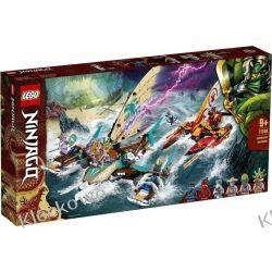 71748 MORSKA BITWA KATAMARANÓW (Catamaran Sea Battle) KLOCKI LEGO NINJAGO Dla Dzieci