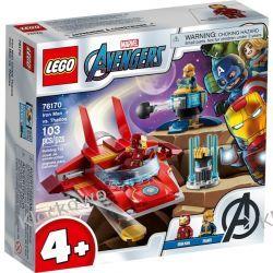 76170 IRON MAN KONTRA THANOS (Iron Man vs. Thanos) - KLOCKI LEGO SUPER HEROES Dla Dzieci