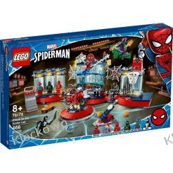 76175 ATAK NA KRYJÓWKĘ SPIDER-MANA (Attack on the Spider Lair) - KLOCKI LEGO SUPER HEROES Harry Potter