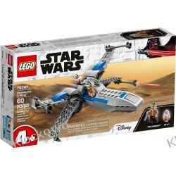 75297 X-WING RUCHU OPORU (Resistance X-wing Starfighter) - KLOCKI LEGO STAR WARS  Dla Dzieci