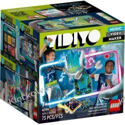 43104 ALIEN DJ BEATBOX KLOCKI LEGO VIDIYO Dla Dzieci