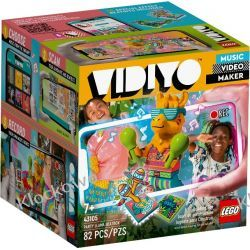 43105 PARTY LLAMA BEATBOX KLOCKI LEGO VIDIYO Dla Dzieci