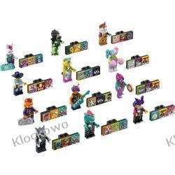 43101 BANDMATES SERIA 1 KLOCKI LEGO VIDIYO - KOMPLET 12 MODELI Dla Dzieci