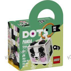 41930 ZAWIESZKA Z PANDĄ (Bag Tag Panda) KLOCKI LEGO DOTS Dla Dzieci